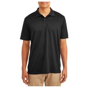 (Lot of 5)George Mens 3x Performance Polo